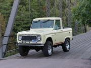 Ford 1966 1966 - Ford Bronco